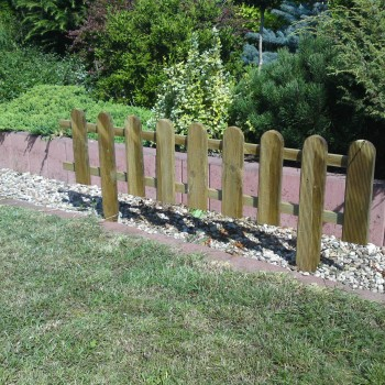31. STANDARD COTTAGE PICKET FENCE