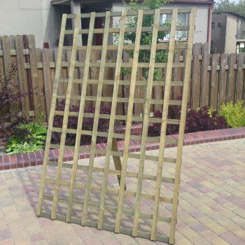 320. STANDARD TRELLIS 183 x 121 cm WITH SQUARE TOP