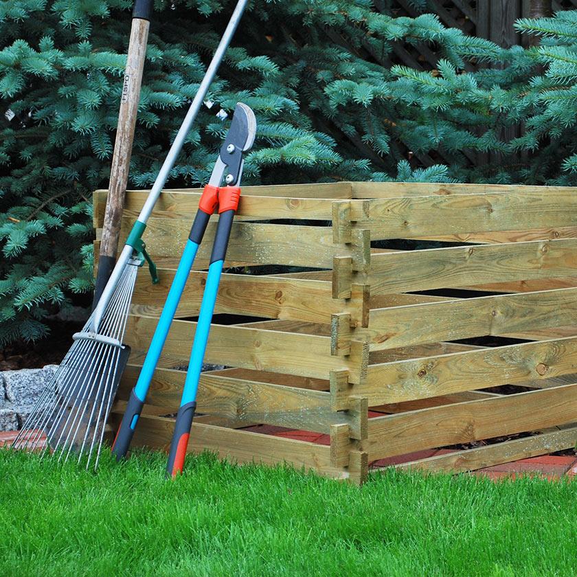 Additional garden equipment